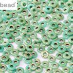 O-63130-43400 Jade Picasso O bead ®  5 gram.-0