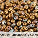 SD-53410-15780 LH Opaque Olivine Bronze Vega. 10 gram-0