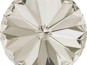 14 mm. 001-SSHA Crystal Silver Shade 1122 Swarovski Rivoli-0