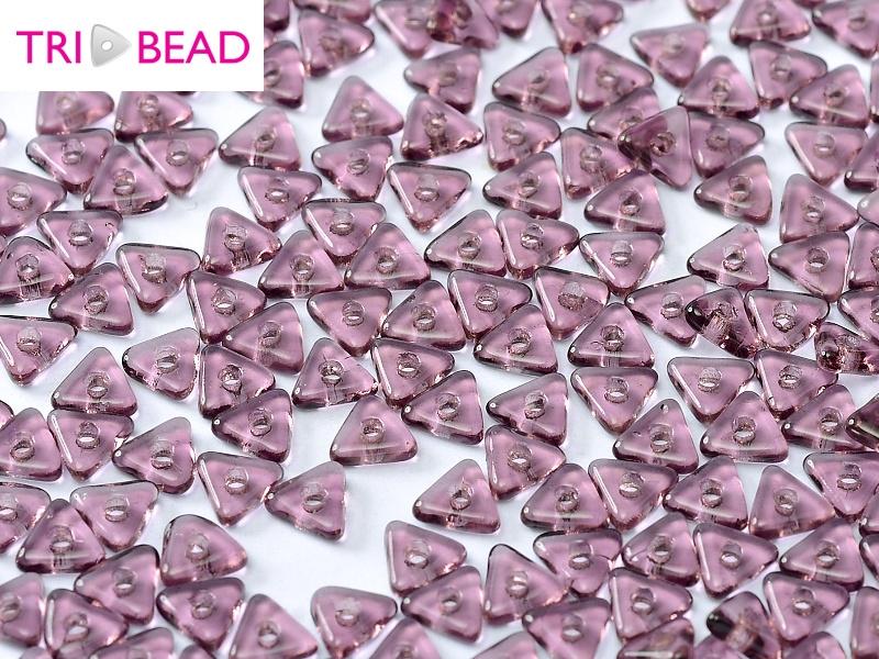 TRI-20060 Amethyst Tri-beads 5 gram-0