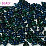 TRI-50730-22201 Emerald Azuro Tri-beads 5 gram-0