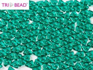 TRI-50730 Emerald Tri-Beads 5 gram-0