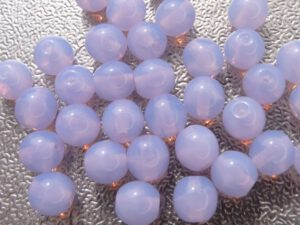 08-R-21210 Opal Violet Round 8 mm. 18 Pc.-0