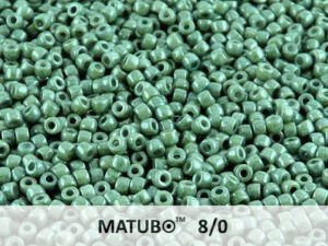 MTB-08-03000-14459 Opaque White Green Luster-0