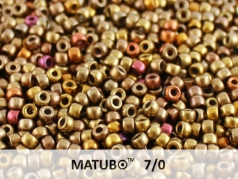 MTB-07-00030-01610 MATUBO™ Crystal Gold Rainbow-0