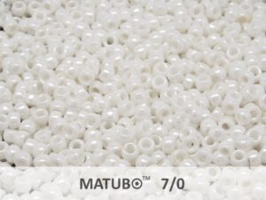 MTB-07-03000-14400 MATUBO™ Opaque White Luster-0