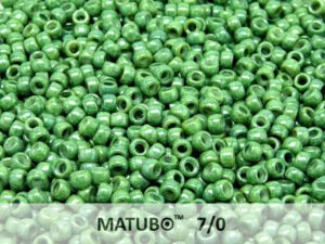 MTB-07-03000-14459 MATUBO™ Opaque White Green Luste-0