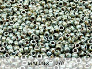 MTB-07-03000-65431 MATUBO™ Opaque White Blue Green Lazura Luster-0