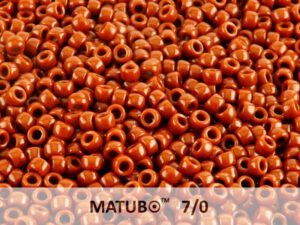 MTB-07-13600 MATUBO™ Opaque Chocolate-0