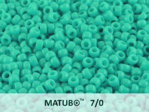 MTB-07-63900 MATUBO™ Opaque Dark Turquoise-0