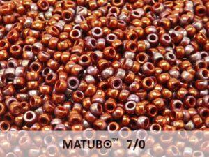 MTB-07-93200-15780 MATUBO™ Opaque Coral Red Vega -0