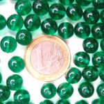 0100062 Emerald 8 mm. 25 Pc.-0
