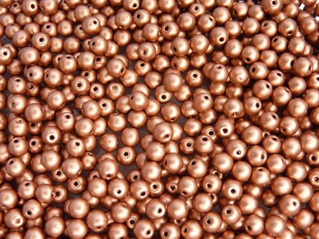 04-R-00030-01770 Crystal Bronze Satin 4 mm. 100 Pc.-0