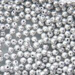04-R-00030-01700 Crystal Silky Silver 4 mm. 120 Pc.-0