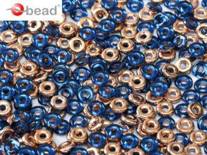 O-30070-27101 Sapphire Capri Gold O bead ® 5 gram.-0