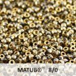 MTB-08-00030-26441 Matubo™ Crystal Half Amber-0