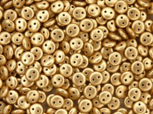 CML-00030-01710 CzechMate Lentils Silky Gold 40 Pc.-0