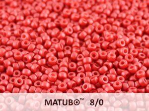 MTB-08-02010-25010 Matubo™ Alabaster Pastel Dark Coral-0