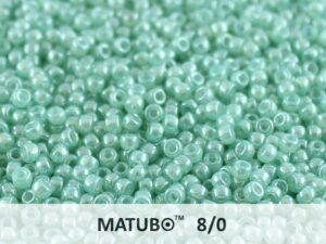 MTB-08-61100-14400 Matubo™ Aqua Green Opal Luster-0