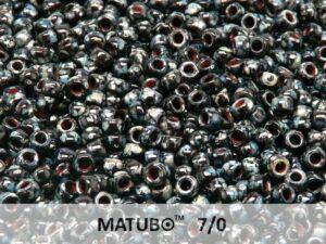 MTB-07-23980-43400 MATUBO™ Jet Silver Picasso -0
