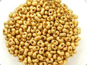 FK-00030-18581M Farfalle Terra Metallic Mat Gold 50 gram.-0