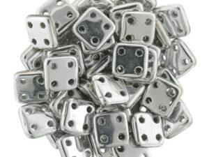 CMQT-00030-27000 CzechMates QuadraTile Full Silver-0
