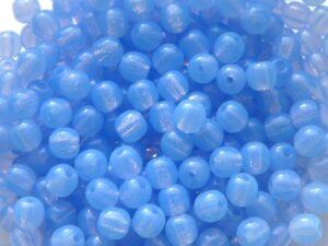 03-R-31000 Sky Blue Opal Round 3 mm. 120 Pc.-0