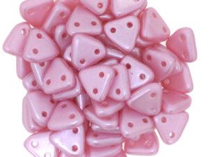 CMTR-25008 CzechMates Triangle Pearl Coat Flamigo Pink, 10 gram-0