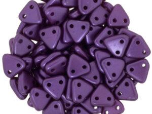 CMTR-25032 CzechMates Triangle Pastel Pearl Coat Bordeaux-Purple, 10 gram-0