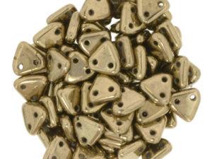 CMTR-23980-90215 CzechMates Triangle Golden Bronze, 10 gram-0