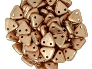 CMTR-00030-01770 CzechMates Triangle Matte Metallic Copper, 10 gram-0
