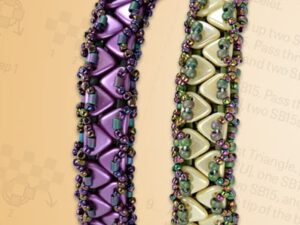Zipper Bracelet by Anna Lindell-0