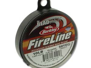 FL11CR50: 10 LB Fireline Tested Crystal 0.20 mm. 45 Meter-0