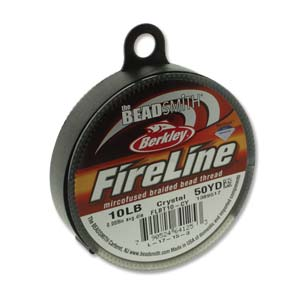 FL11CR50: 10 LB Fireline Tested Crystal 0.20 mm. 45 Meter-0