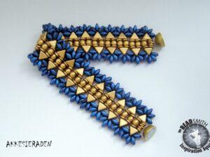 Bracelet KHEOPATRA by Akke Jonkhof-0