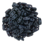 CMB-23980-79032 Metallic Suede Dark Blue CzechMates® Bar, 10 gram-0