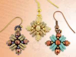 Teresa Earrings by Carol Ohl-0
