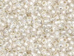 TR-11-2021 Silver-Lined Rainbow Crystal, 10 gram-0