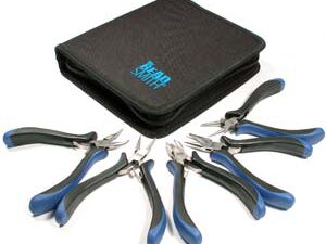 ER900 Ergonometric Economy Beadsmith Plier Set 5 Pc.-0