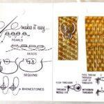 JPN156 Miyuki Extra Fine Beading Needles  6 Pc. + Threader-0