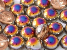 DO-B-00030-29500 Dome Beads Crystal Sliperit 8 Pc.-0