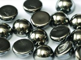 DO-ES-23980-27400 Dome Beads Jet Full Chrome 8 Pc.-0