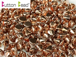 BB-00030-27100 Button Bead® Crystal Full Capri Gold 50 Pc.-0