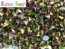 BB-00030-95000 Button Bead® Crystal Magic Orchid 50 Pc.-0