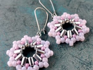 Inti Earrings Gratis patroon bij aankoop van t Rulla® Beads-0