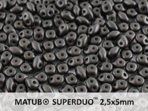 SD-02010-29400 Metallic Mat Black 10 gram-0