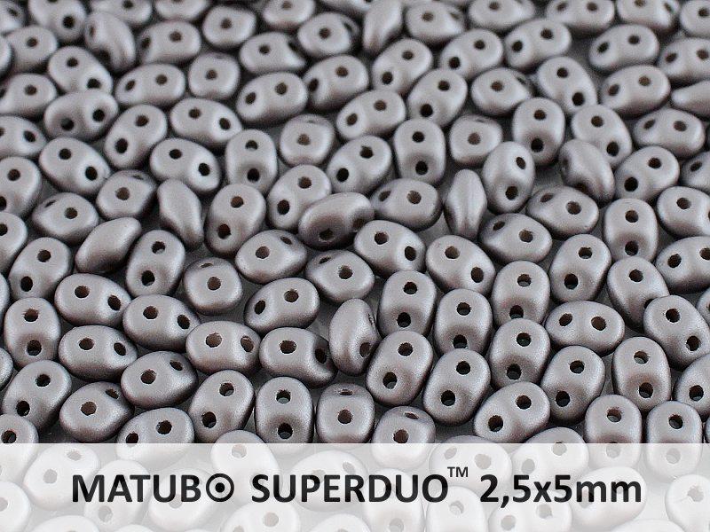 SD-02010-29403 Metallic Mat Steel 10 gram-0