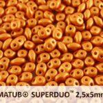 SD-02010-29421 Metallic Mat Apricot/Gold -0