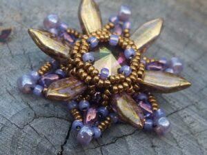 Starburst Pendant -0