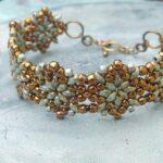 Northern Star Bracelet by Nela Kábelová-0